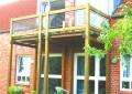 Brandschutzkonzepte und Umbauten (Balkon)