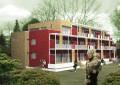Neubau Mehrgenerationenwohnen im Passivhausstandard (PerspektiveGarten)
