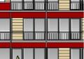 Neubau Mehrgenerationenwohnen im Passivhausstandard (Ausschnitt)